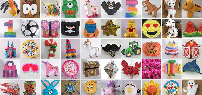 CHINA TOTA | Pinatas, balloon accessories, party products